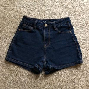 Papaya denim shorts sz small like new